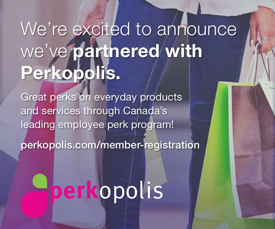 We're excited to announce we've partered with Perkopolis.